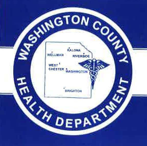 Washington County Health Department Seal